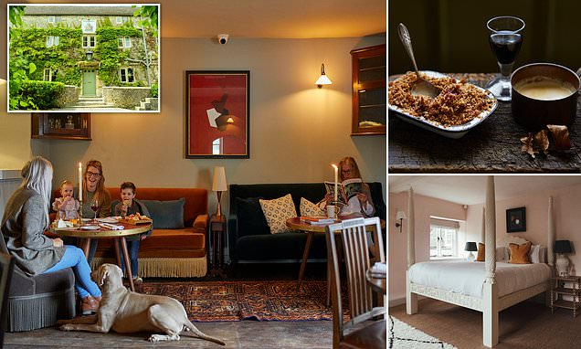 A review of The Bath Arms in Horningsham, Wiltshire