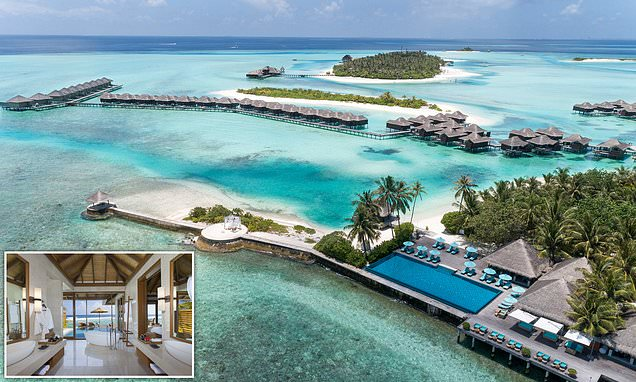 Anantara Veli Maldives Resort launches 'all-you-can-stay' package