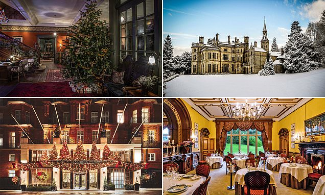 The best luxury hotels in the UK for a Christmas stay