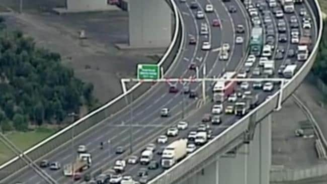 Traffic chaos in first weekend without Melbourne's ring of steel