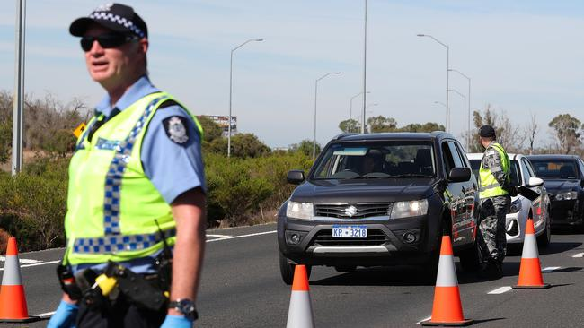 WA prepares for influx as hard border comes down
