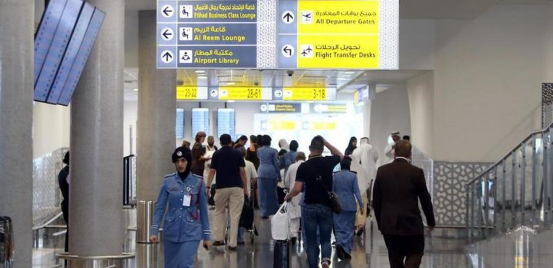 How Abu Dhabi International plans to improve the air passenger experience