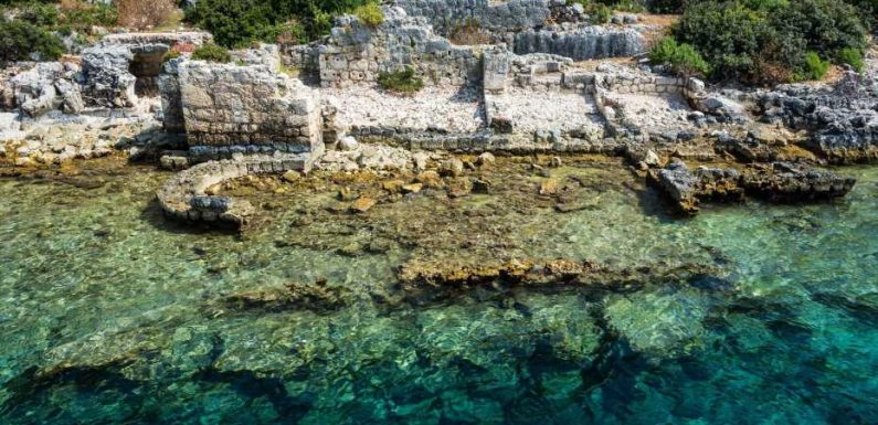 Lost underwater cities you probably never knew existed