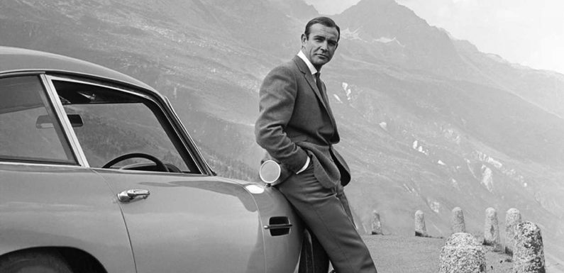 A Tribute to Sean Connery-The Original 007: The Most Iconic James Bond Locations Around the World