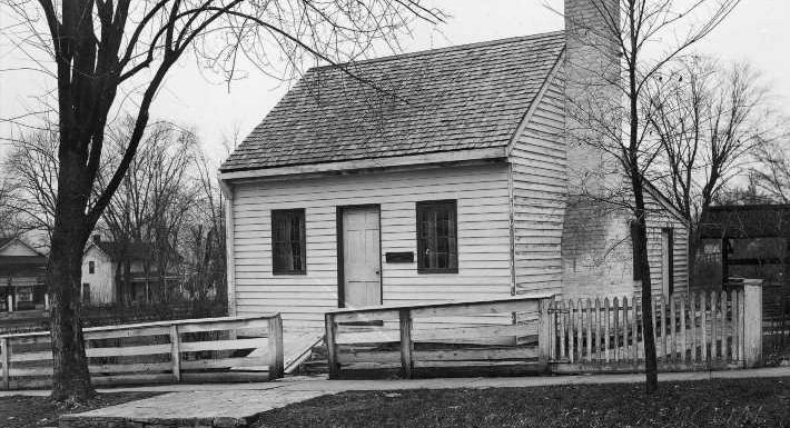 14 presidents who grew up in surprisingly humble homes