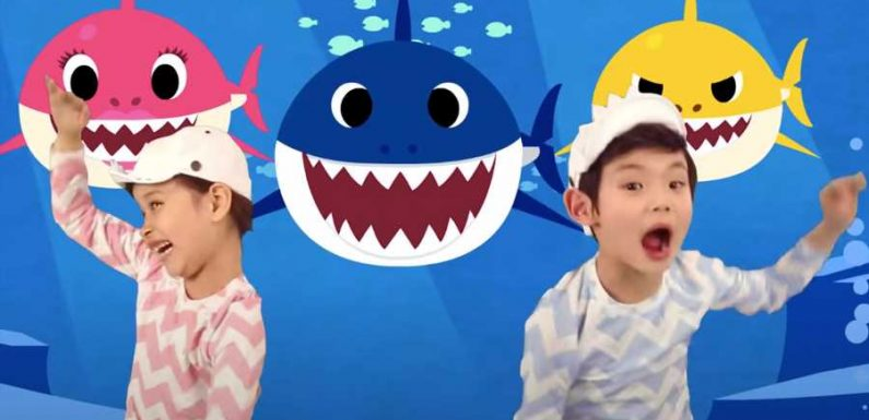 'Baby Shark' Is Now the Most-viewed Youtube Video of All Time