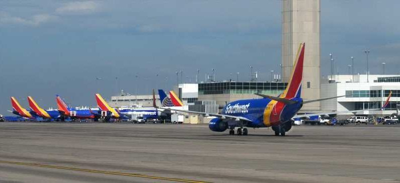 Does Southwest Airlines have hubs? Yes, but don't call them that.