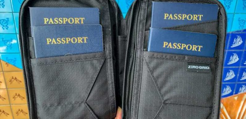 Why I renewed our passports in the midst of a pandemic and how long it took