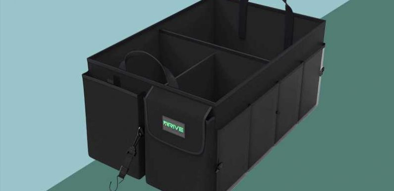 Shoppers Say This Trunk Organizer Is the Key to Keeping a Tidy Car