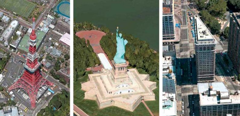 This Hidden Apple Maps Feature Lets You Virtually Visit Cities Around the World