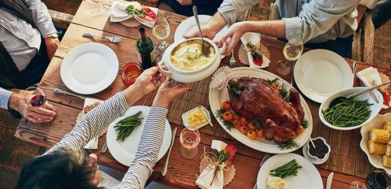 The CDC Releases Guidelines for a Safe but Happy 2020 Thanksgiving Celebration