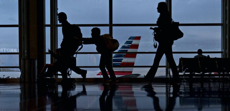 Airlines brace for busy Thanksgiving, urge travelers to fly even as COVID surges across US
