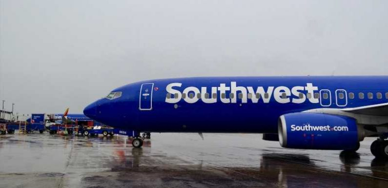 Southwest Airlines on full-court press to win back biz flyers, one airport tour at a time