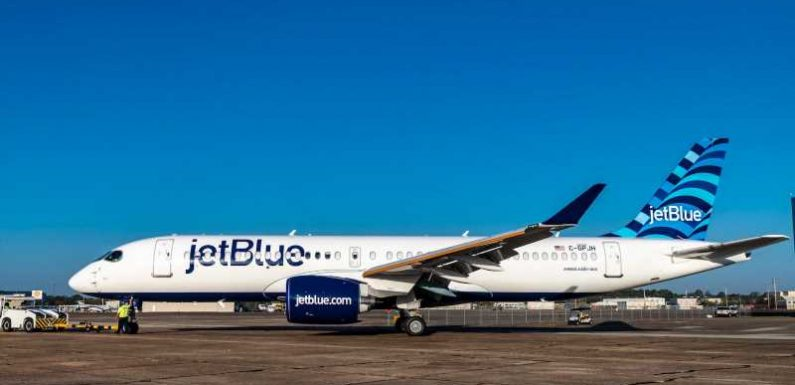JetBlue to offer free COVID testing as it looks towards more travel returning in 2021