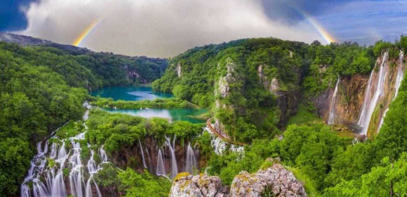 The most beautiful natural wonders on the planet