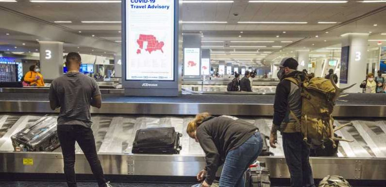 All travelers to New York must test negative for COVID-19, Cuomo announces