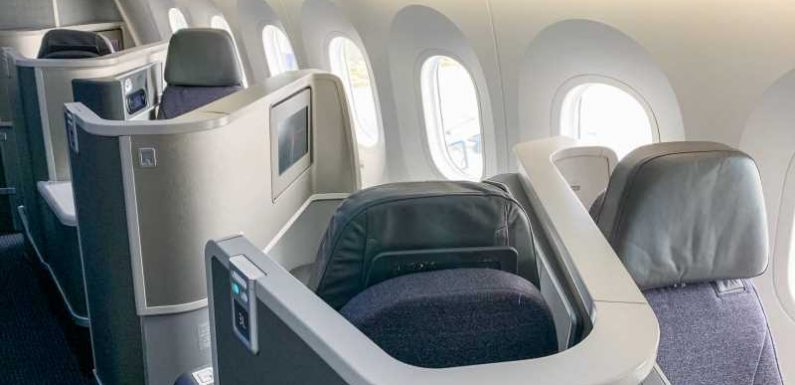 The ultimate guide to airlines flying rear-facing seats