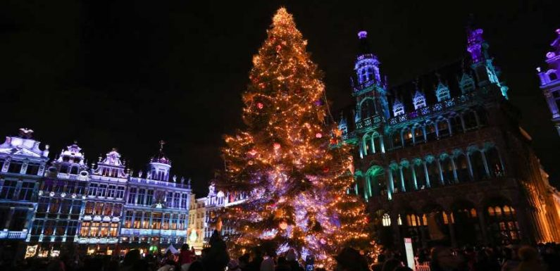 St. Nicholas Is Exempt From Quarantine and Curfews in Belgium, According to Health Officials