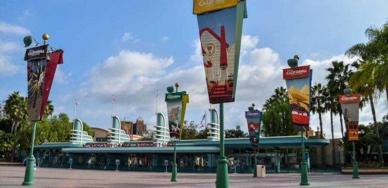 Disneyland Expected to Stay Closed Until 2021