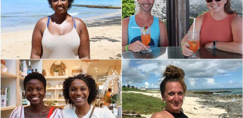 Digital nomads living in Barbados share what it's like to work remotely in paradise during the pandemic