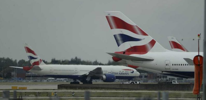 British Airways and American Airlines Plan COVID-19 Testing for U.S. Travelers