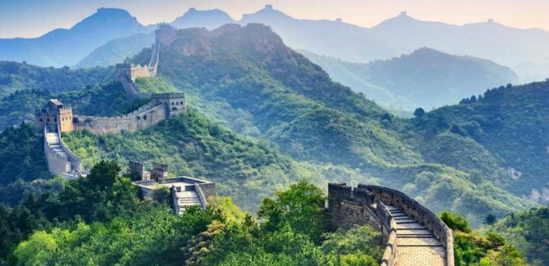 Secrets of the world's most historic walls