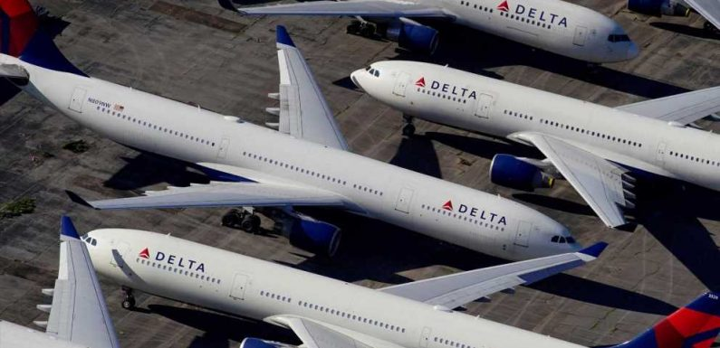 Delta just became the only airline to block middle seats into the spring — but it could be the last extension