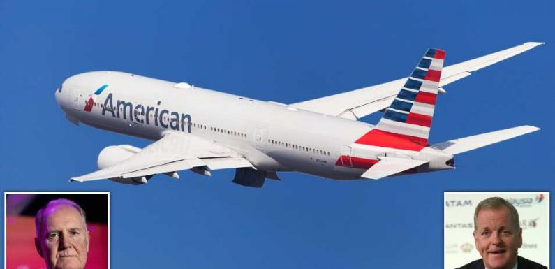 The CEOs from America's seven largest airlines ask for another bailout
