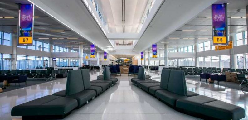 Denver airport opens new gates for United Airlines, first of 39-gate expansion
