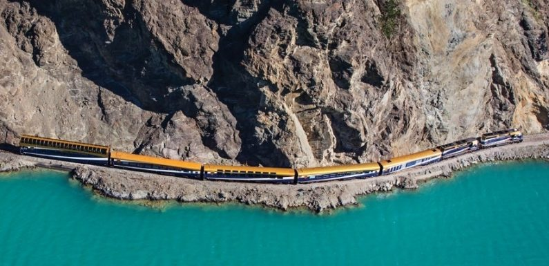 New glass-domed train in the works for Colorado to Utah Rockies route
