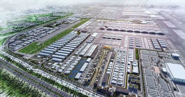 Dubai's aerospace hub set to attract $4.6bn investment by 2030