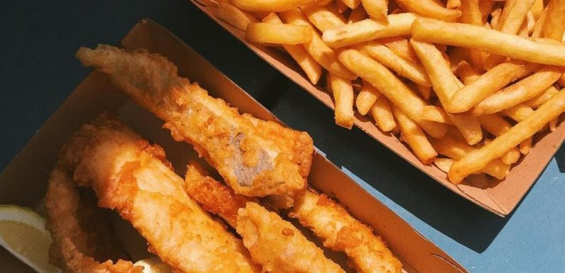 Where you'll fine Australia's best fish and chips