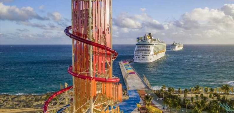 Royal Caribbean will restart with short cruises to private island, may seek volunteers for test runs