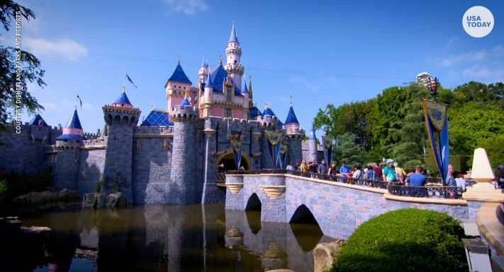 California mayors push Gov. Newsom to allow Disneyland, other big theme parks to reopen