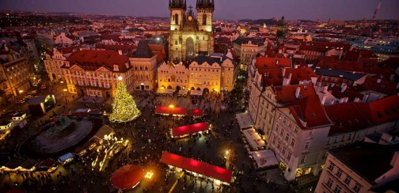 These Beloved Christmas Markets in Europe Won't Open in 2020