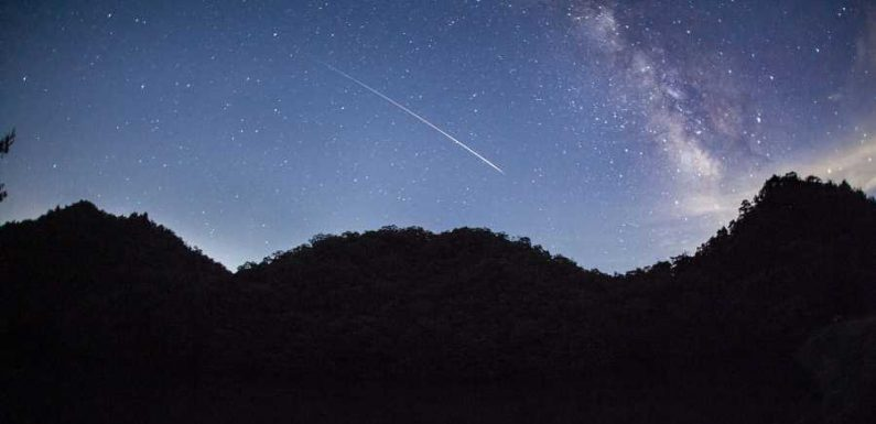 You Might See a Fireball in the Sky This Week — but Don't Worry, It's Just the Taurid Meteor Shower