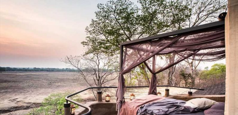 See Elephants From Your Plunge Pool by Day and Stargaze by Night at Zambia's New Luxury Safari Camp