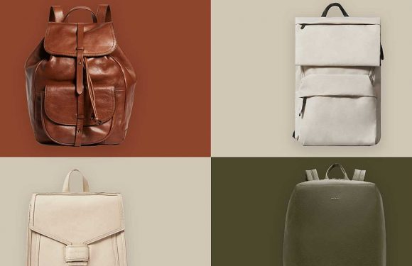 The Most Stylish Travel Backpacks For Women