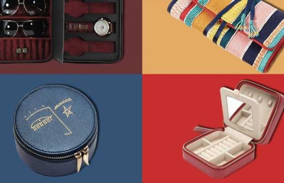 The 14 Best Travel Jewelry Cases for Your Next Trip