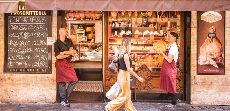 Ham Dungeons, Vinegar Lofts, and More Adventures in Italy's Oddly Specific Food Museums