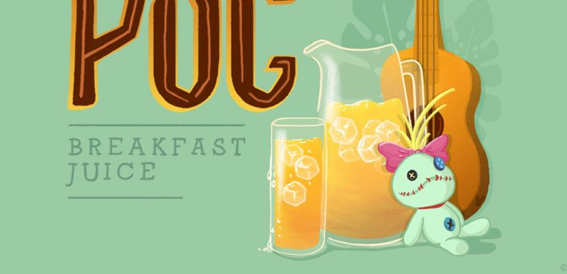 Disney Just Shared Its Delicious POG Recipe so You Can Have Hawaii in a Glass