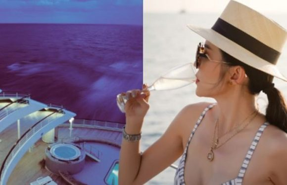Cruise: Luxury cruises see boost in popularity as holidaymakers anticipate the future