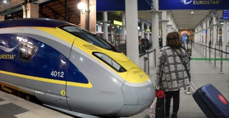 Eurostar: Update on cancelled trains to France, Amsterdam & Belgium as EU shuts borders