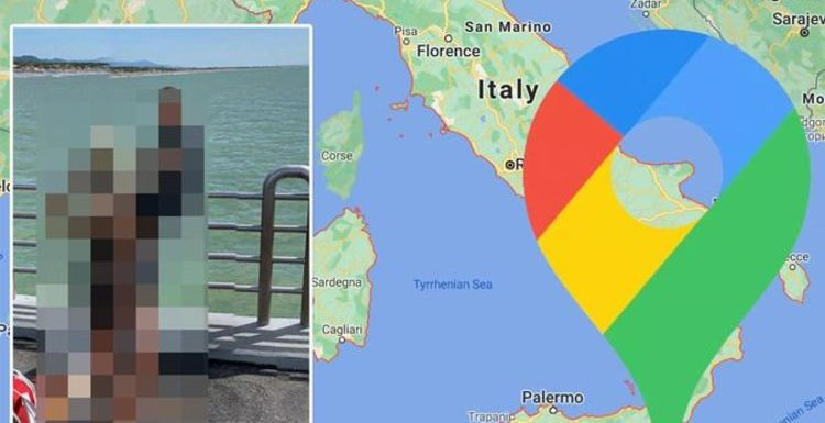Google Maps Street View: Couple caught in bizarre position on boat ride – what happened?