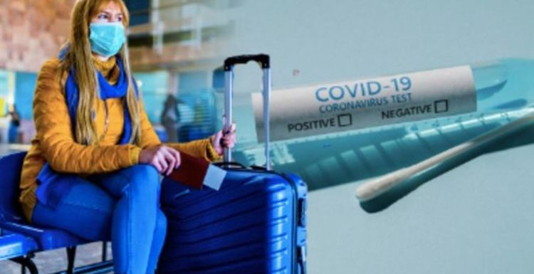 'Failing' test to release is Government 'letting down the the travel sector' warns expert