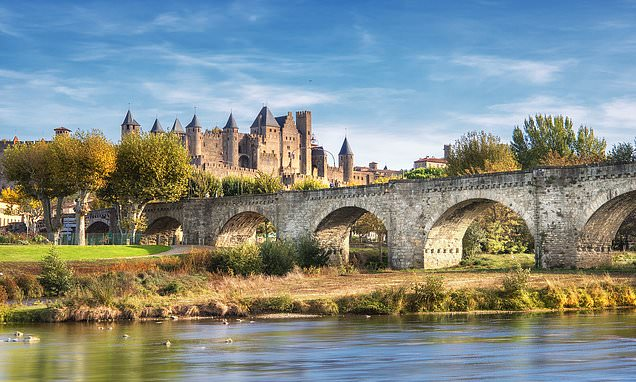 Explore Carcassonne with top author Kate Mosse