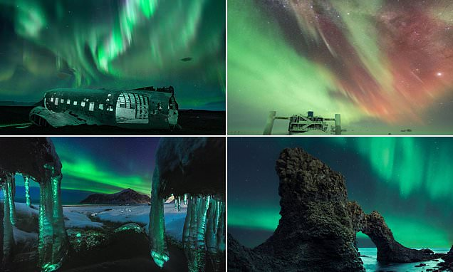 The 25 most mesmerising aurora images of 2020 revealed