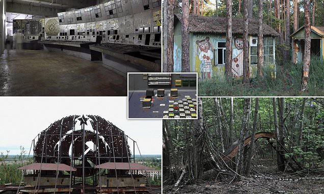 Chernobyl: Book documents adventurer's exploration of Exclusion Zone