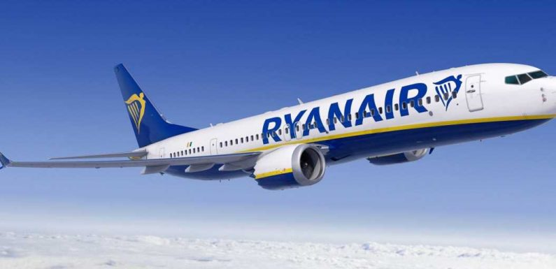 Ryanair boosts Boeing with new order for 'gamechanger' Boeing 737 MAX
