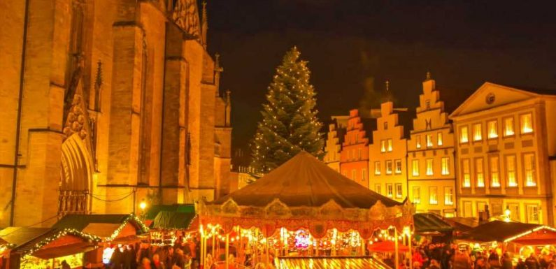 How To Find the Best Small Towns and Christmas Markets in Germany